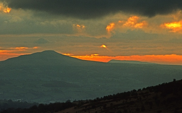 Sunrise-The Sugarloaf. by Badgerfred