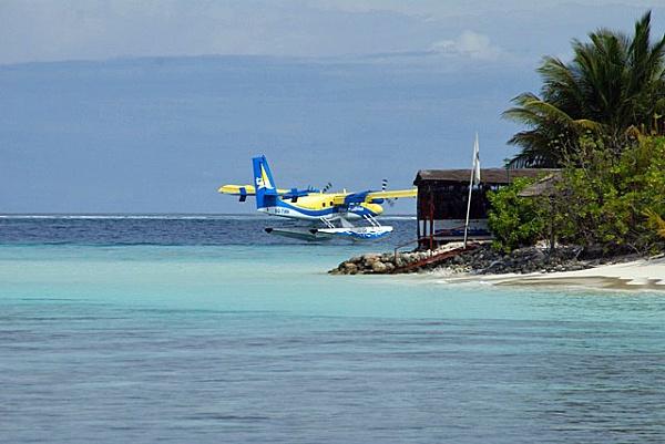 seaplane by Annemique
