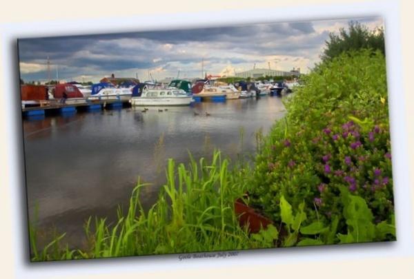 Goole Boatyard (2) by Briwooly