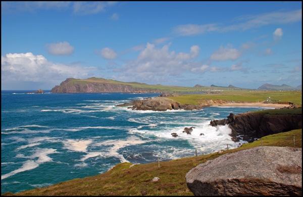 Dingle Seascape by grumpalot