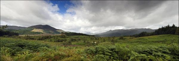 The Duke\'s Pass... by Scottishlandscapes