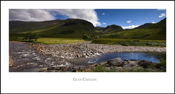 Glen Ceitlein... by Scottishlandscapes