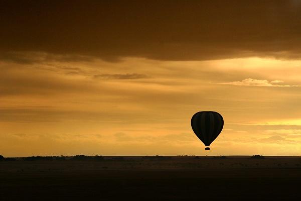 Serengeti Balloon Safari by tigs
