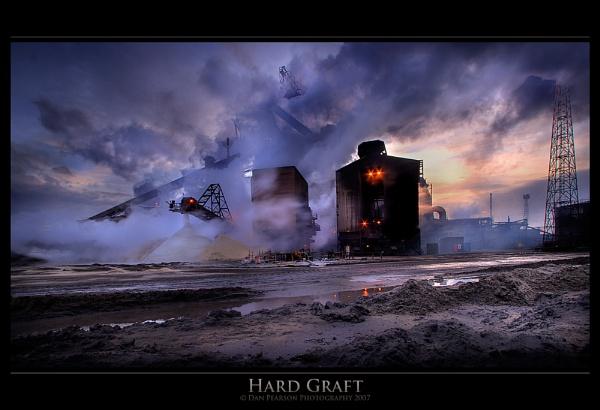 Hard Graft by culturedcanvas