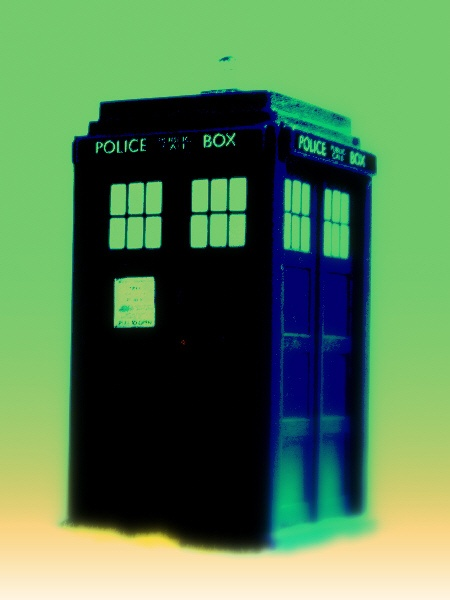 The Tardis by LottieB