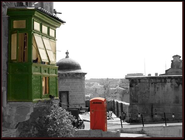 Malta Phone Box by mr_dave