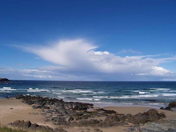 Saligo Bay by day by lanejay