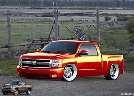 Chevy Silverado 2006 by foto194