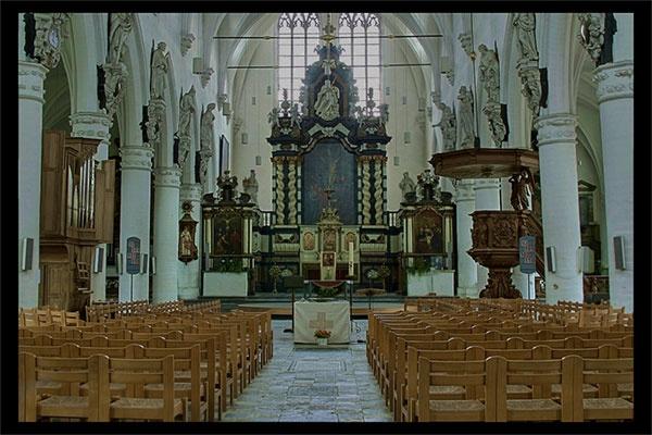 Church by Barrierfoto