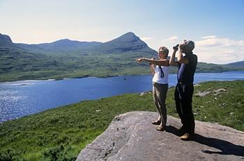 People in Scotland by adamseward