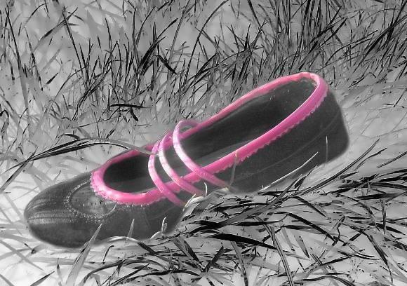 Shoe by Panicat_thedisco