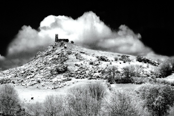 Brentor Church Devon by ian smith