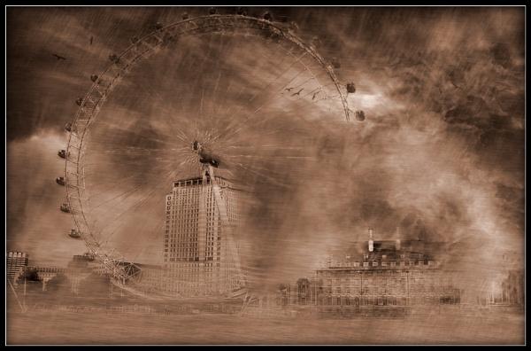 London Sandstorm by Morpyre
