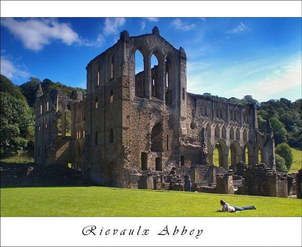 Rievaulx Abbey by C_Daniels