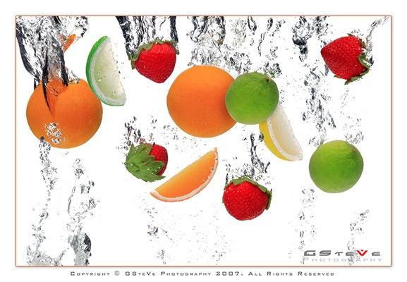 Fruits by StephenGalea