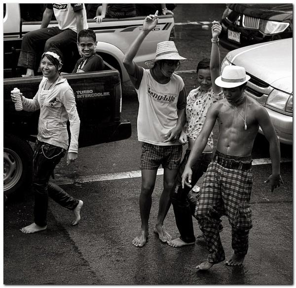 Songkran 2007 □ 5 by MediumSizeUnavailable
