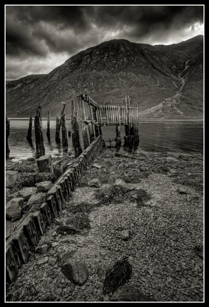 Loch Etive by uggyy