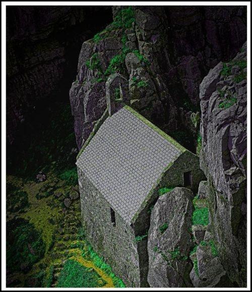 St Govans by Lensdust