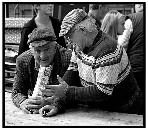 Old Boys II by Lenz