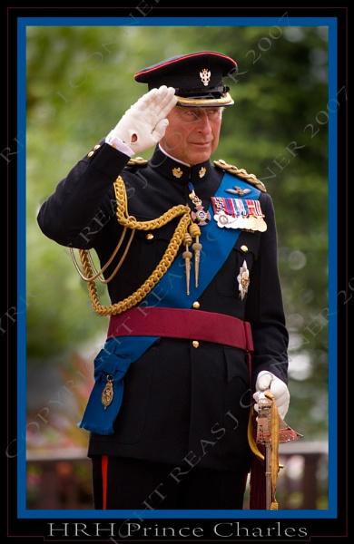 HRH Prince Charles by Loupix