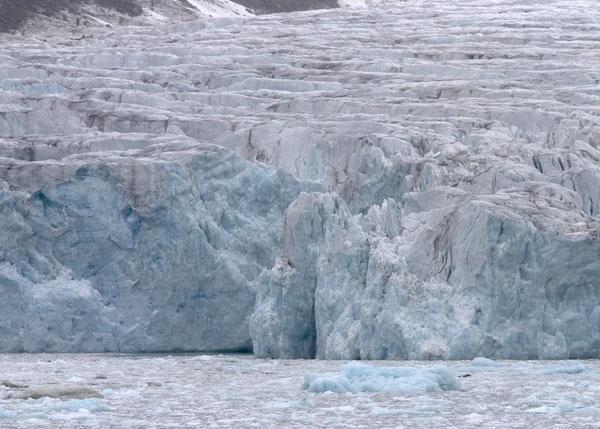 Glacier by albyn
