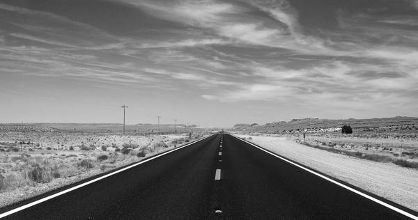 Highway 163 by deejceej