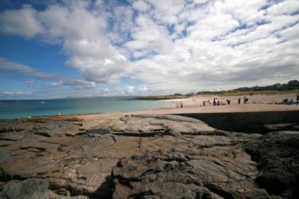 Inis Oirr Beach by obriendavy