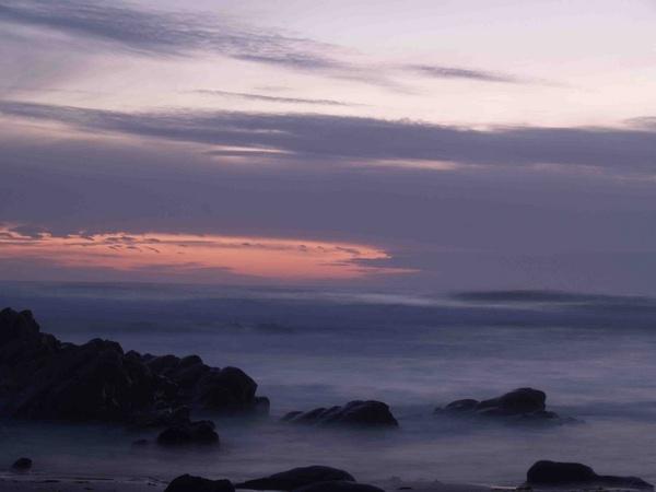 Saligo Bay, misty by lanejay