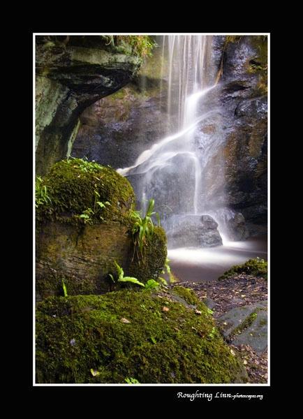 Roughting Linn Waterfall by graeme34