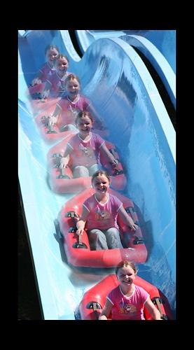 water slide by BlindLemon