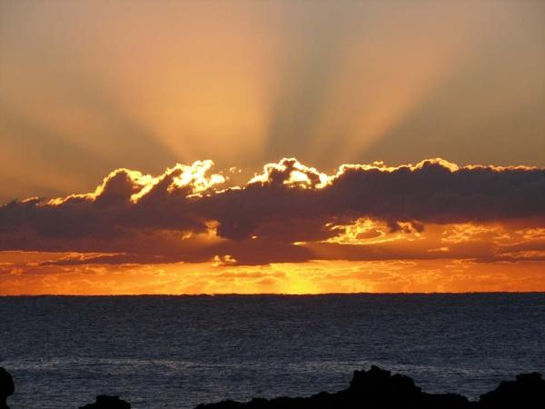 A Ballina Sunrise by auraalan
