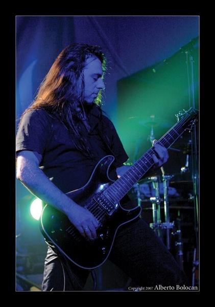 Live Metal by Alberto_Bolocan