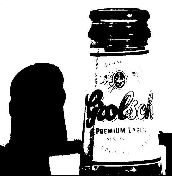 Designer label by geranium