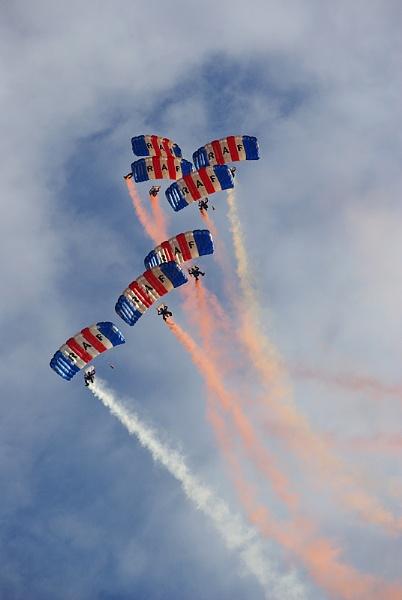 RAF Falcons by IanA