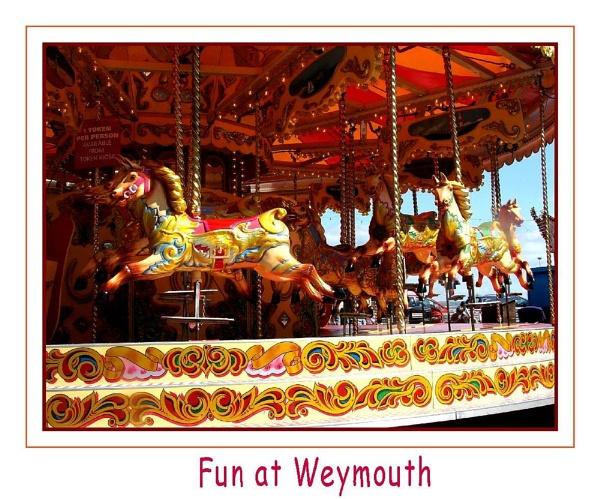 Fun At Weymouth by daringdaphne