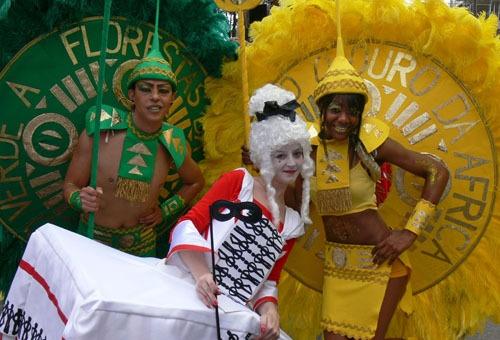 Nottinghill Carnival by KarlmarxEra