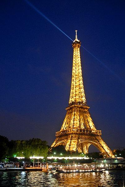 La Tour Eiffel by wiktorg