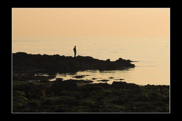 Fishing by cuesta