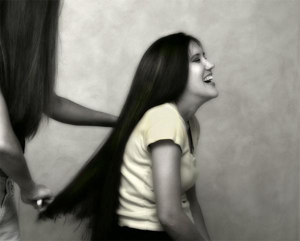 Sisters by Hazel