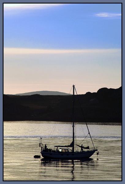 Iona Sunrise by john short