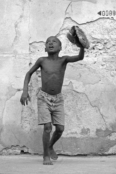 Cuban Boy by ARJones