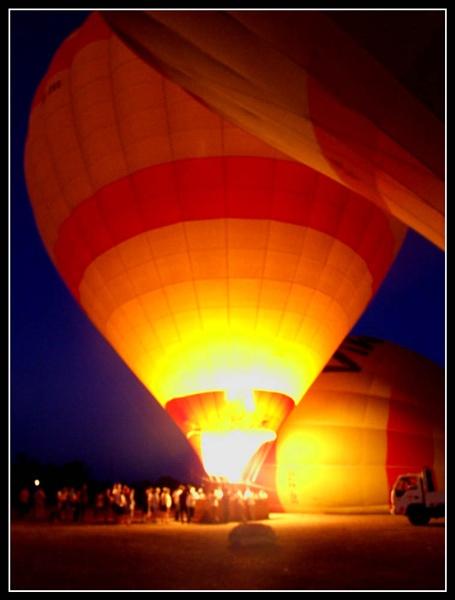 Egypt Balloon Trip by moglen