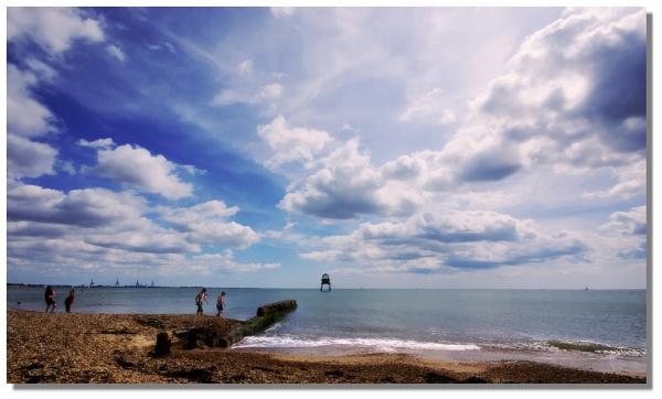 Beachcombers by looboss