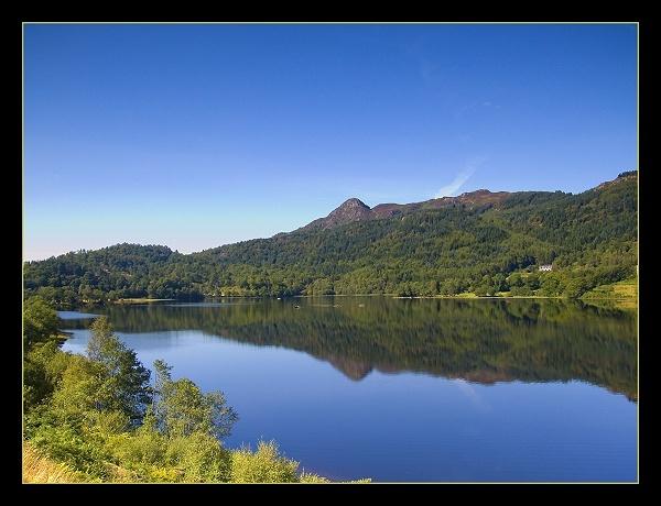 Loch Achray by AliMurray