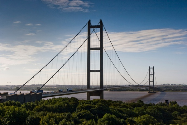HUMBER BRIDGE by csr