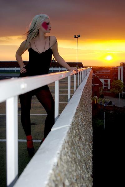 Sunset #3 by xanda