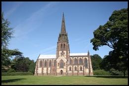 Church at Clumber