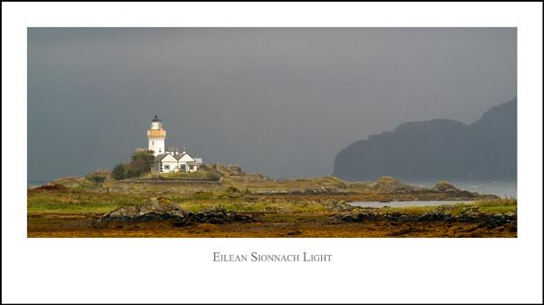 Eilean Sionnach Light... by Scottishlandscapes