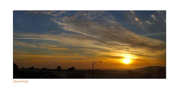 Sunrise by C_Daniels