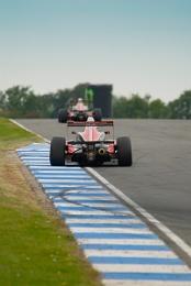 Renault World Series, Donington